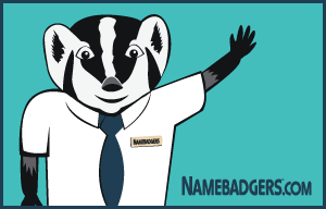 Namebadgers guarantee